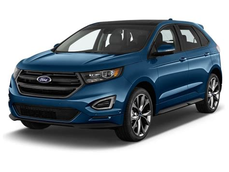 2016 Ford Edge Review, Ratings, Specs, Prices, And Photos