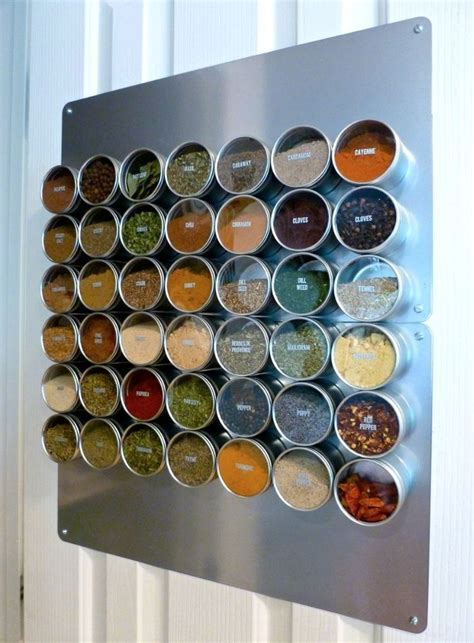 magnetic kitchen storage 51 best kitchen projects images on kitchen 3938