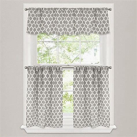 Kitchen Curtains Canada by Morocco Window Curtain Tier Pair Discover More Ideas