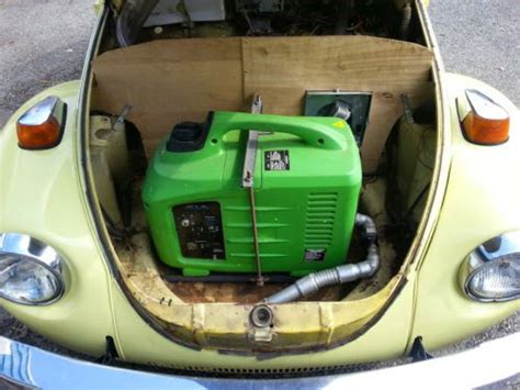 sell   fully electric vw beetle volkswagen bug