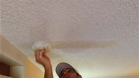 ceiling texture types   pros cons
