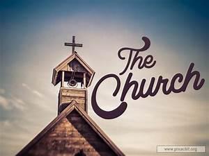 Sermon By Title  The Church