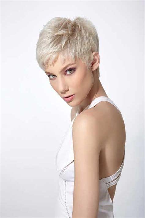 quick haircuts  women  fine hair short hair