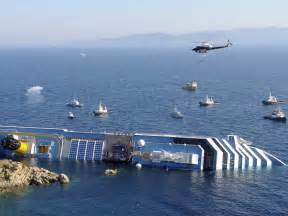 costa concordia is bigger than titanic business insider