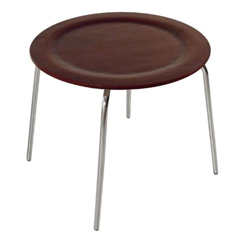 chrome coffee table legs bentwood round shaped mahagony coffee table with chrome