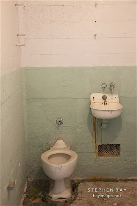 prison toilet and sink an animal cell is like alcatraz island thinglink