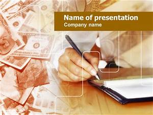 Loan Application Theme PowerPoint Template, Backgrounds ...