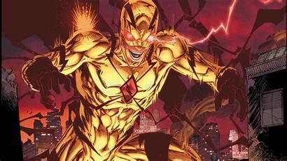 Flash Dc Reverse Comics 52 Zoom Background