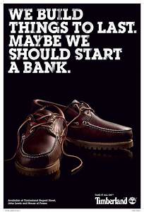 Timberland Shoes We build things to last, maybe we should ...