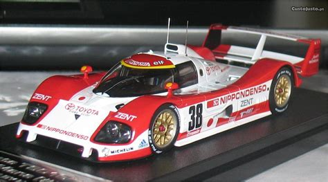 Lees Toyota by Toyota Ts010 Le Mans 1993 Lees Lammers Fangio 224