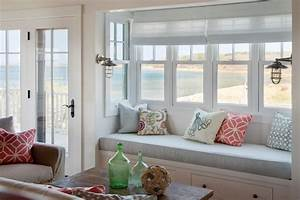 10 window seats reading nooks and other cozy indoor spots With window bench seat for a sweet living room