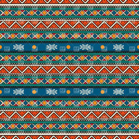 Native American Tribal Patterns Vectors