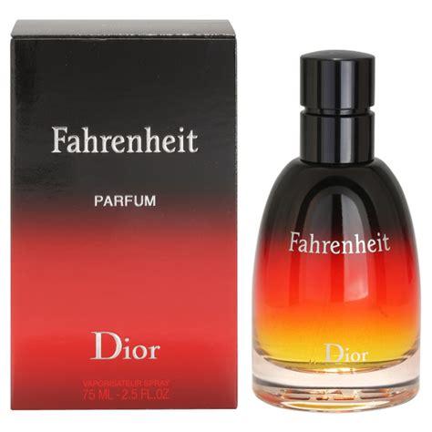parfum fahrenheit ml fahrenheit parfum parfum voor mannen 75 ml notino nl