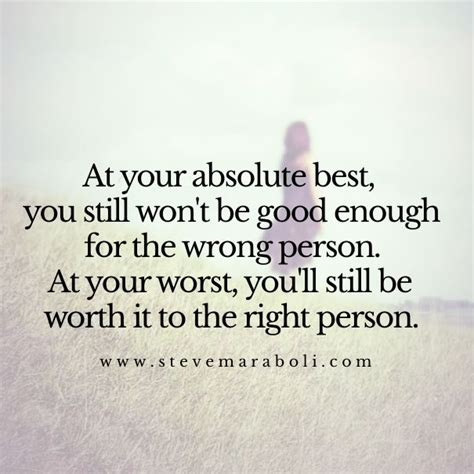 Will I Ever Be Good Enough Quotes