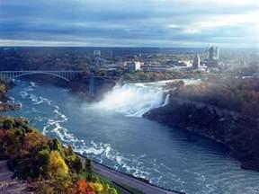 New York and Niagara Falls Canada