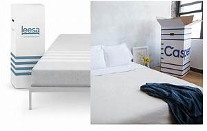 Casper vs leesa online leaders launch new products for Brooklyn bedding vs leesa