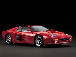 Ferrari 512 M - 1994  1995  1996