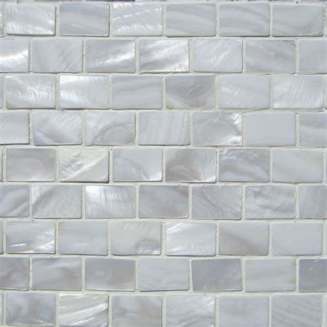 Of Pearl Mini Subway Tile by 1000 Images About Tile Envy On Arabesque Tile