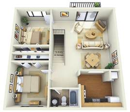 small two bedroom house plans 2 bedroom apartment house plans
