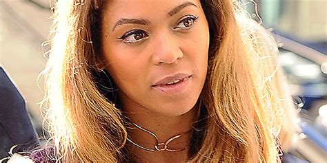Beyonce Rocks Some Very Short Bangs