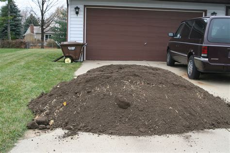 How Much Area Does A Yard Of Gravel Cover by 52 Top Soil Gravel Yard How Many Cubic In A Yard Of