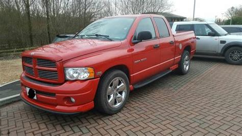2003 Dodge Ram 1500 Quad Cab Sold  Car And Classic