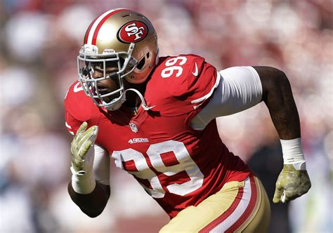 49ers Aldon Smith arrested at airport for making false ...