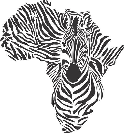brown zebra print printwallart zebra map