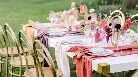 unique wedding color palettes   set  big day