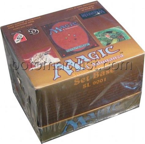 3rd ed revised starter deck magic 3rd edition revised starter italian white