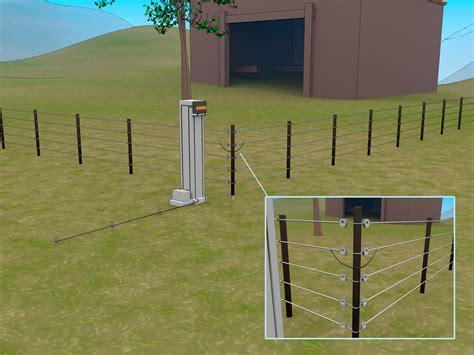 How Make Electric Fence Steps With Pictures