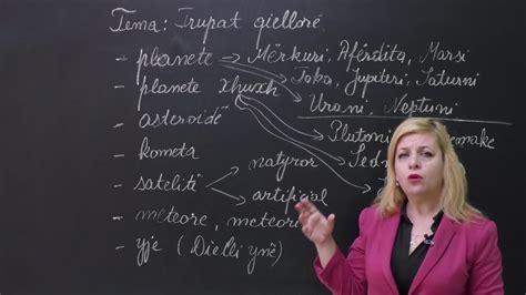 Klasa 7 Fizike Trupat qiellor - YouTube