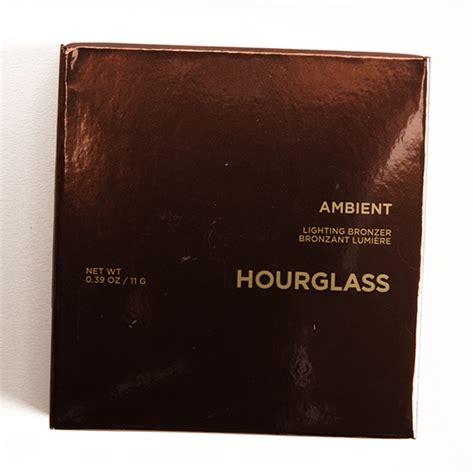 hourglass ambient lighting bronzer hourglass luminous bronze light ambient lighting bronzer