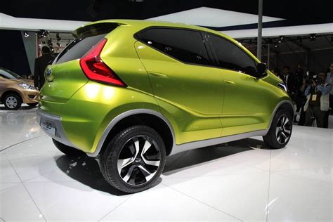 New Datsun Redigo Concept Hints At Small Cuv For India