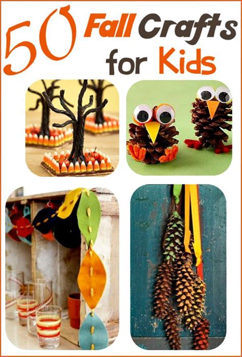 fall crafts  kids  ideas  family  love