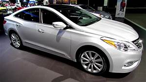 2014 Hyundai Azera Limited Exterior And Interior