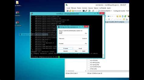Téléchargement install ffmpeg linux centos