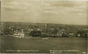 17 spectacular bird's-eye views of Calgary from way back when