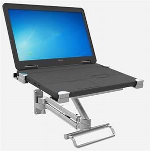 Support Pour Pc Portable : bras articul m dical pour cran tablette et pc portable ~ Mglfilm.com Idées de Décoration