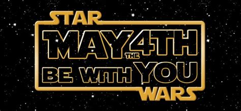 Happy Star Wars Day Everyone! #MayThe4thBeWithYou ...