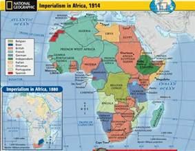 Africa Imperialism Map Worksheet