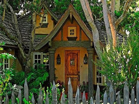 delightful cabin style home tale cottage house whimsical cottage home designs