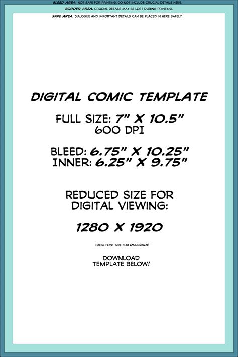 Comic Book Page Template Psd by Digital Comic Book Page Template Psd By Lapinbeau Fur