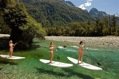 Sup In The Hollyford Valley Newzealand Let Me Runaway ️