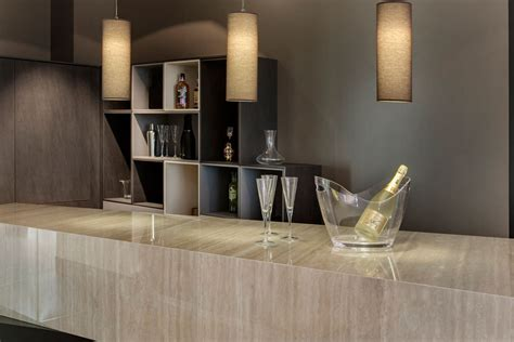 barra bar travertino navona neolith kitchen