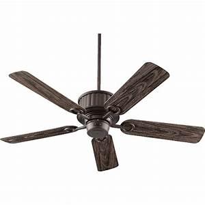 52, U0026quot, Traditional, Rustic, Indoor, Outdoor, Ceiling, Fan