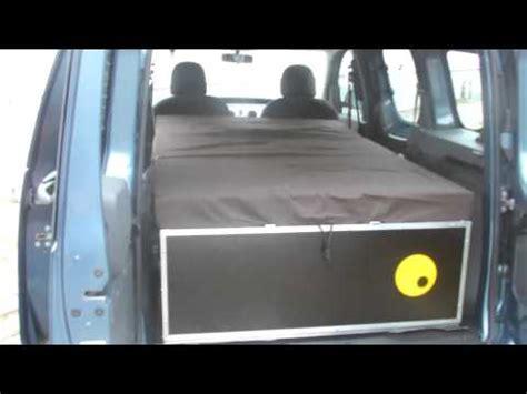dacia dokker test mit ququq campingbox youtube