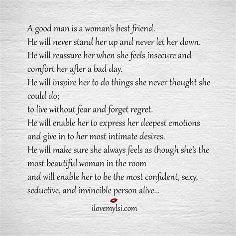Every Man Needs Good Men Quotes