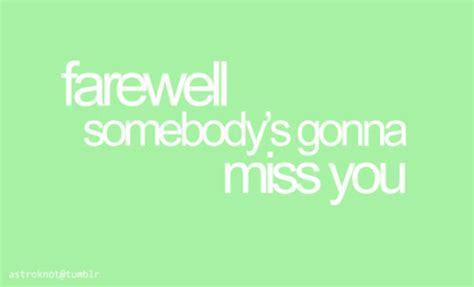 farewell quotes quotesgram