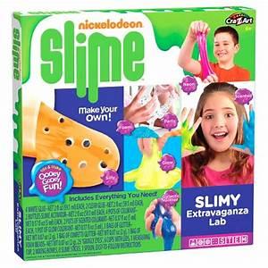 Nickelodeon Slime Cra Z Slimy Extravaganza Lab Tar